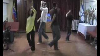 1 Clase De Danza Adonai Roi