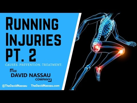 Running Injuries Prevention and Treatment for Triathletes