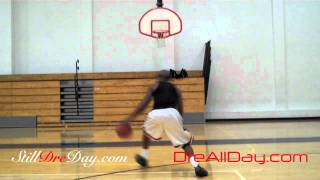 "Hands-Up Move (""Dribbling Shot Fake"") Tutorial Chris"