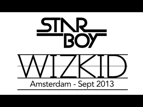 Wizkid - Live Performance in Amsterdam 2013 (StarBoy Music)