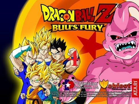 The Gold Fighter - Buu's Fury - Playthrough Part 4