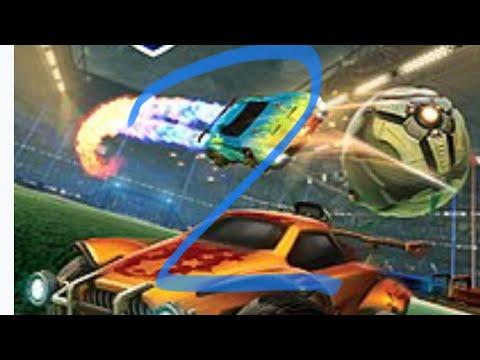 Rocket League GAMEPLAY PART 1 (RUMBLE)