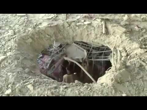 Israel Destroy Hamas Tunnels in Gaza Offensife 2014 | RAW FOOTAGE