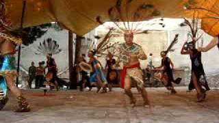 Bailes Tipicos San Juan Bautista