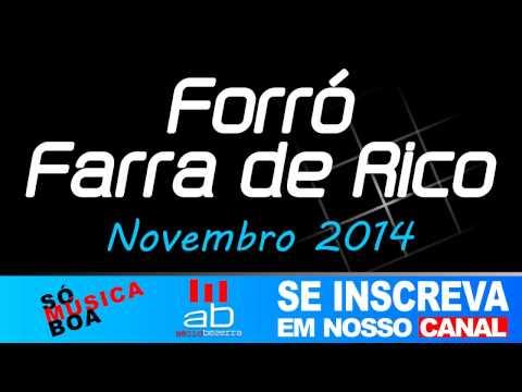 FARRA DE RICO - NOVEMBRO 2014