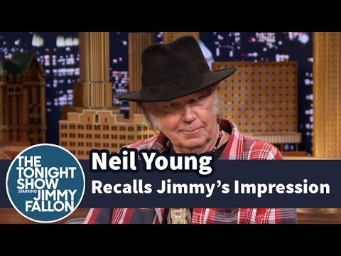 Neil Young Recalls Jimmy's