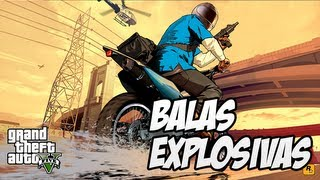 GTA V Cheat BANG BANG Balas EXPLOSIVAS
