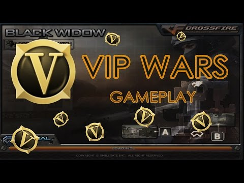 Crossfire PH: VIP WARS GAMEPLAY