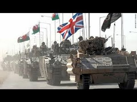 UK ACCUSED OF WAR CRIMES AGAINST IRAQ - THE COVER UP TRUTH
