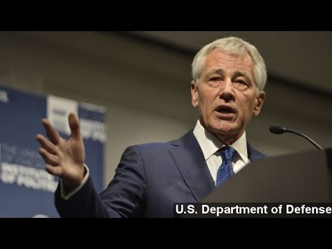 Hagel 'Open' To Reviewing Military Ban On Transgender People