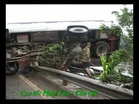 Đường trơn mất lái - Cứu hộ 116