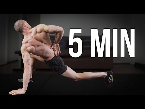 5 Minute Morning Mobility Routine (FULL BODY)