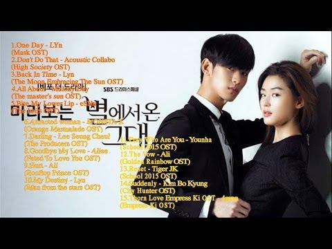 Những bản nhạc phim Hàn Quốc ♥ hay ♥ mới ♥