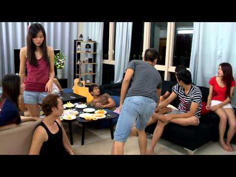 Người Mẫu Việt Nam 2014 Tập 2 - Vietnam's Next Top Model 2014 Episode 2 (Eng Sub)
