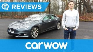 Tesla Model S P100D Ludicrous Plus 2018 in-depth review | Mat Watson Reviews