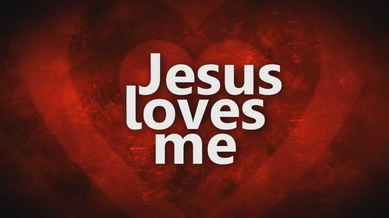1, 2, 3 Jesus Loves Me - CEF Press