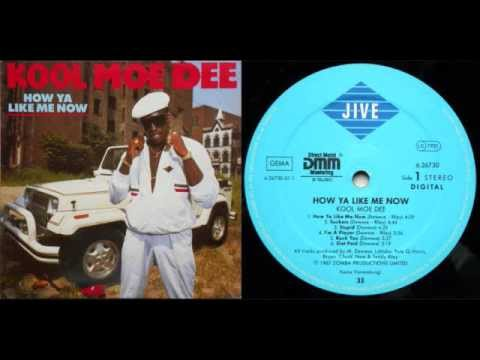 KOOL MOE DEE - How Ya Like Me Now - FULL LP - 1987