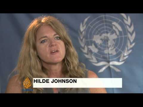 UN struggles to rehouse South Sudan refugees