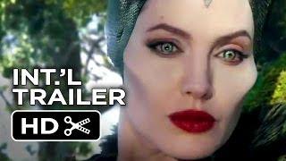Maleficent Official International Trailer #1 (2014) - Angelina Jolie Movie HD