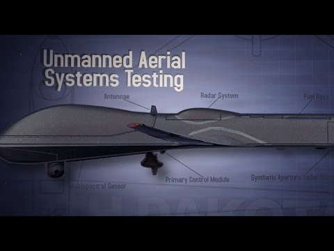 FAA UAS test sites