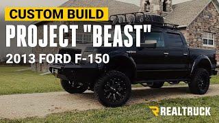 Beast Truck Custom Off Road Ford F150 Ecoboost