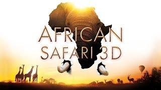 African Safari 3D Trailer Italiano Ufficiale [HD]