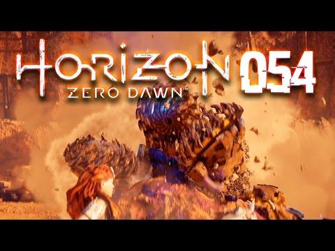 BANDWURM aus der HÖLLE! 🌟 HORIZON - ZERO DAWN #054