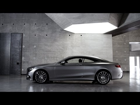 Mercedes-Benz TV: The new S-Class Coupé