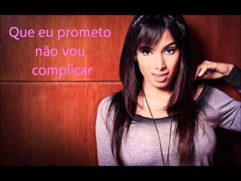 Anitta - Zen (Letra) 2013