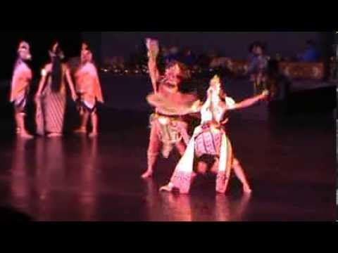 JATAYU, from the Ramayana Ballet