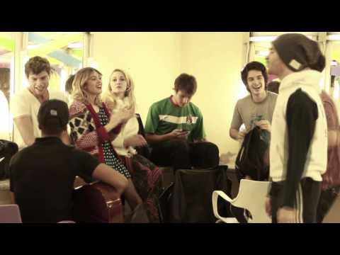 Violetta en Vivo: Conociendo el escenario