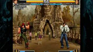 """XBLA """"THE KING OF FIGHTERS 2002 UNLIMITED MATCH"""""""