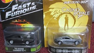 Hot Wheels Retro 2014 D Fast Furious Knight Rider James