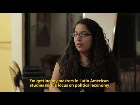 InteRDom Internships - Meet Krysta Villeda, 2013 InteRDom Intern at OPD & Un Techo para mi País