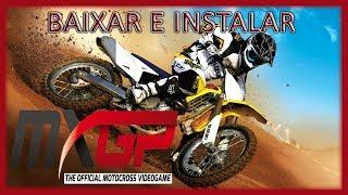 TUTORIAL Como Baixar E Instalar MXGP Official