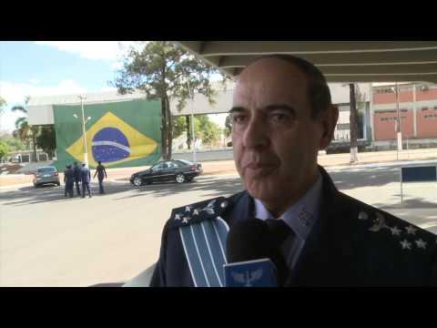 Entrevista com o Tenente Brigadeiro do Ar Pohlmann novo Chefe do EMAER