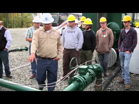 Lackawanna College | School of Petroleum and Natural Gas - Industry-focused