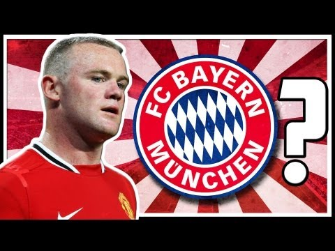 Wayne Rooney to Bayern Munich?