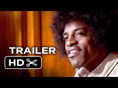 Jimi: All Is By My Side TRAILER 1 (2014) - André 3000, Hayley Atwell Biopic HD