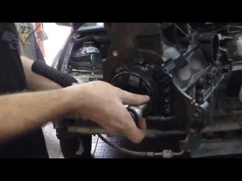 Oficina Mecânica - 08-03-2014 - Montagem VW Gol G4 1.0 8v. Flex EA111 2008 - pt.1