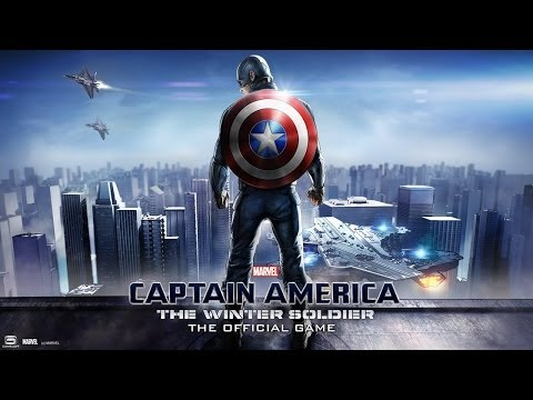Captain America: The Winter Soldier - The Official Game - iOS / Android  - HD Gameplay Trailer