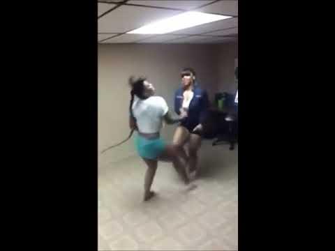 Twerking On Each Other
