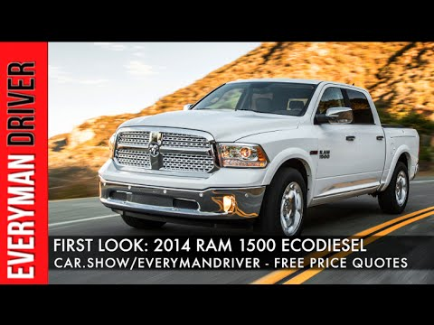 2014 ram 1500 ecodiesel sets new fuel economy benchmark of html autos weblog. Black Bedroom Furniture Sets. Home Design Ideas