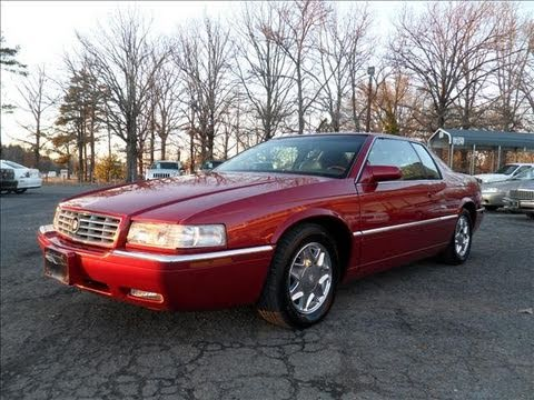 2002 Cadillac Eldorado Esc Start Up Exhaust And In Depth Tour Youtube