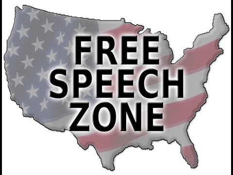38 EXAMPLES THAT FREE SPEECH IS DEAD IN AMERICA