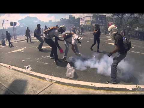 Protests Venezuela: 22 March | Ciudad Banesco