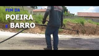 OBRAS - Pavimentação - Ruas Nova Serra Negra - Serra Negra/SP
