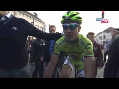 E3 Harelbeke 2014 - Peter Sagan - finish replay