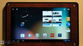 Android 4.1 Jelly Bean On Kindle Fire Review And How To