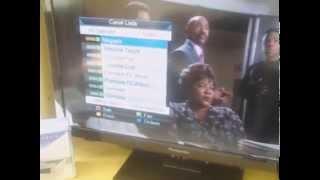 SHOWBOX SAT HD PLUS ABRINDO NO AMAZONAS 61W HISPASAT 30W